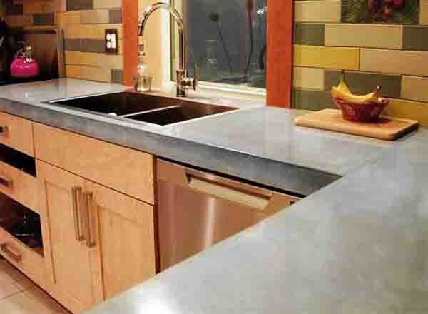 Toronto Concrete Countertop And Flooring Products Modern