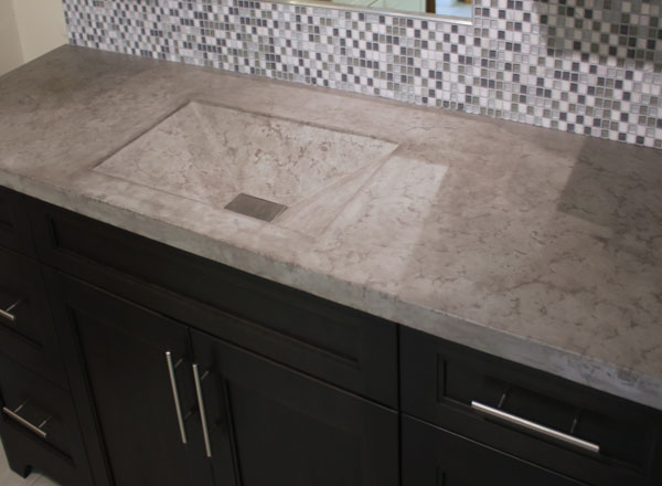 Toronto Concrete Countertop and Flooring Products - Modern