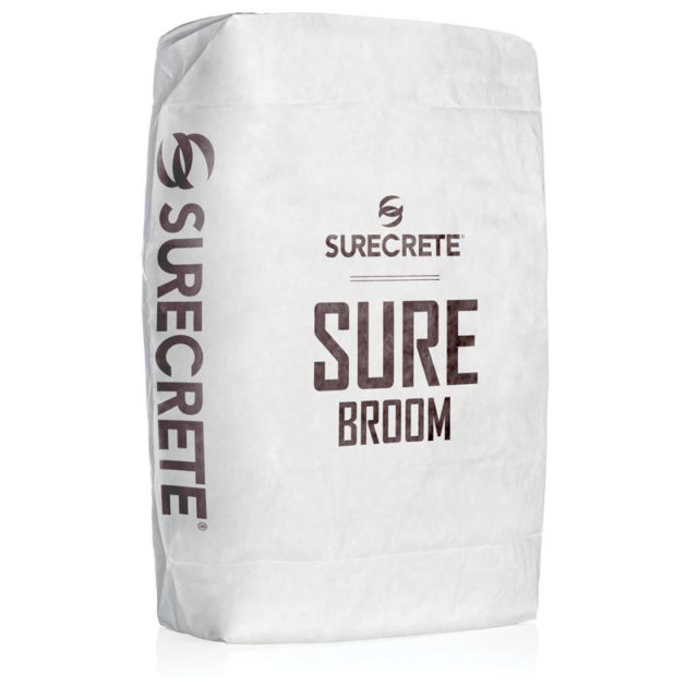 Concrete Broom Overlay Bag Mix