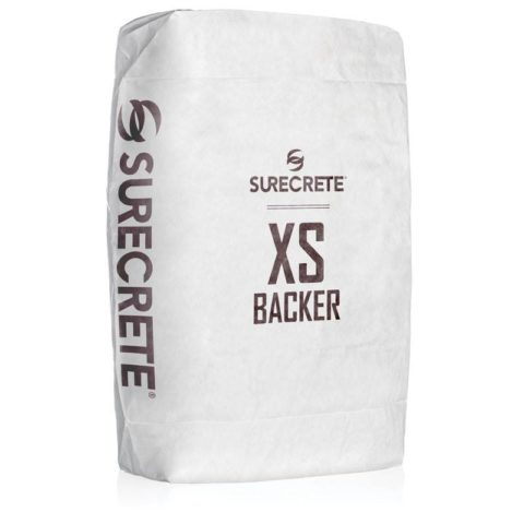 GFRC Concrete Casting Backer Bag Mix