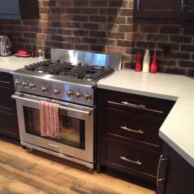 Decorative Concrete Countertops