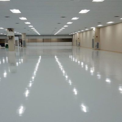 Concrete Flooring Installation Services